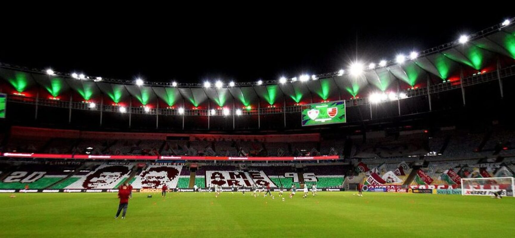 BRASILEIRÃO: Embalado, Fluminense recebe lanterna Grêmio pelo Brasileiro
