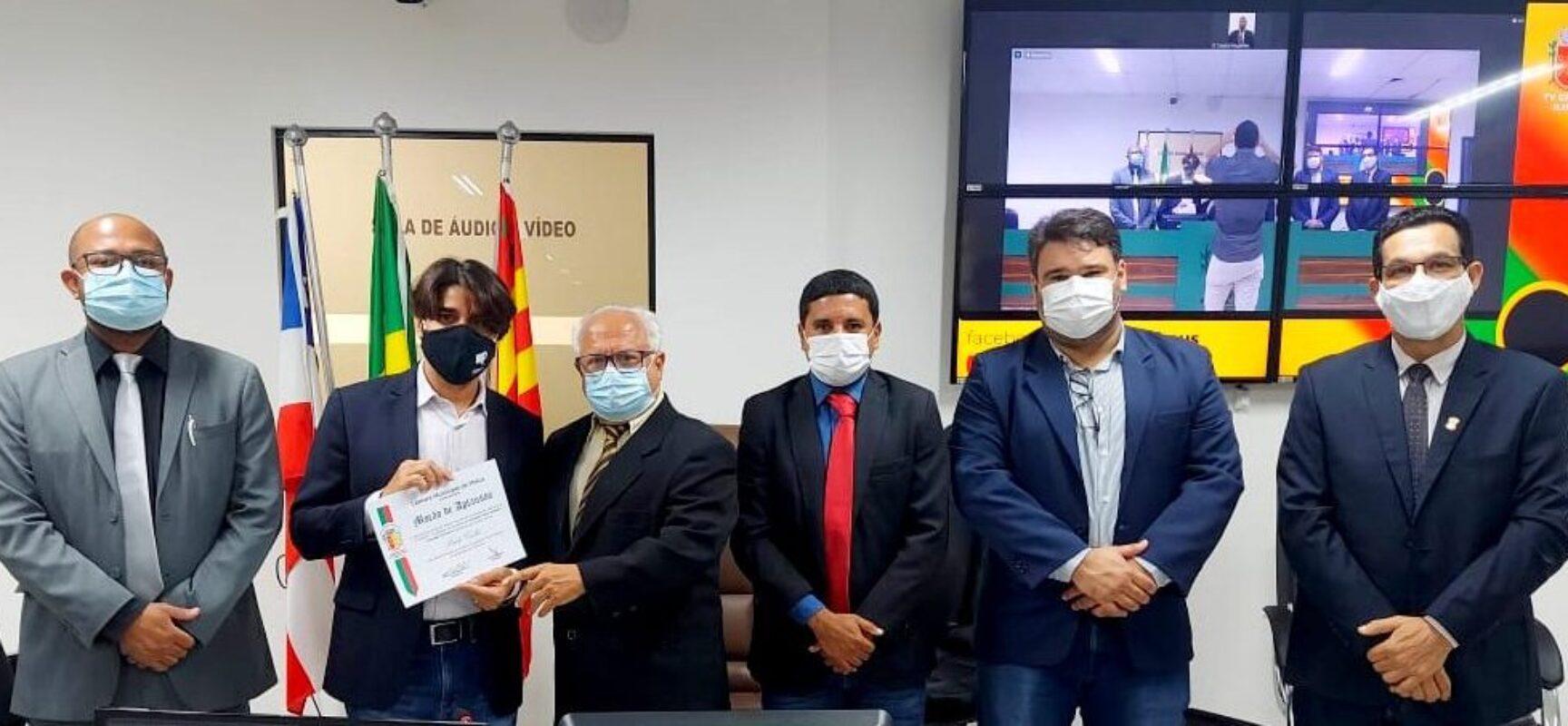 Câmara de Ilhéus reconhece trabalho do Comitê de Crise da Pandemia em Ilhéus
