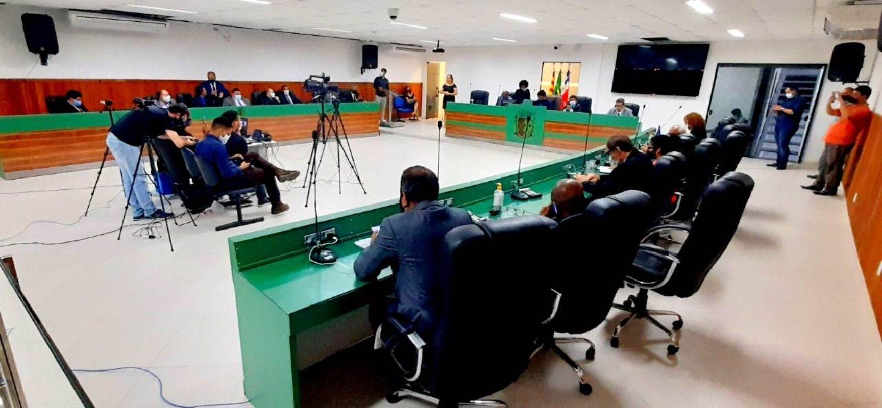 Câmara encerra recesso parlamentar e volta a funcionar na segunda-feira