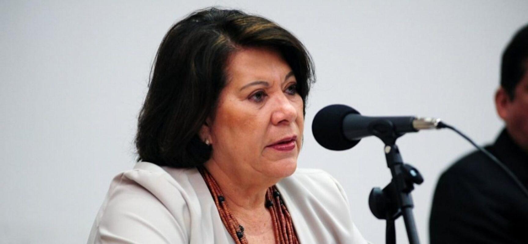 """""""Candidatura de Augusto Aras ao STF é oportunista"""", diz Eliana Calmon"""