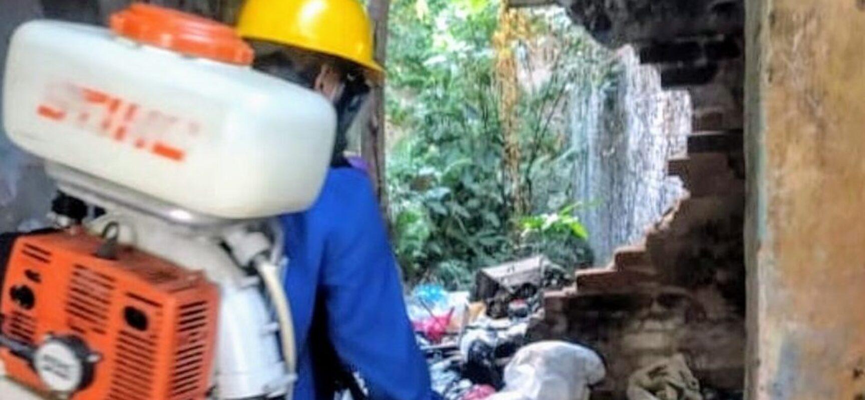 Combate ao mosquito da dengue em Itabuna tem ações conjuntas das secretarias municipais