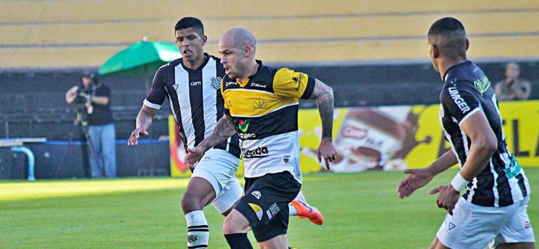 Criciúma derrota Figueirense em clássico e lidera grupo na Série C