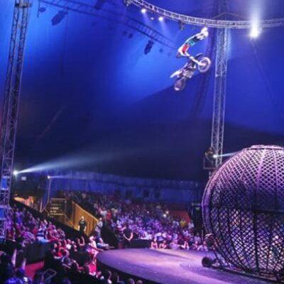 Dono do circo Le Cirque comemora retorno das atividades em Salvador