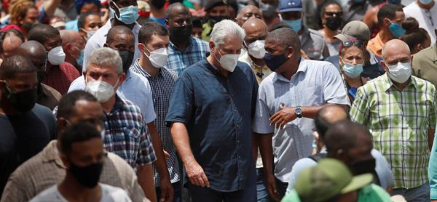 Em meio a protestos contra o governo, Cuba derruba acesso à internet