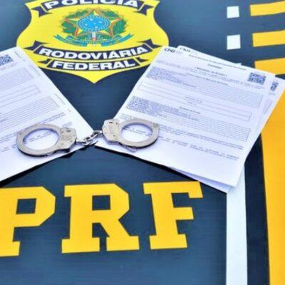 Em uma hora, dois foragidos da Justiça são detidos em rodovias federais na Bahia