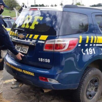 Fugitivo de prisão de Pernambuco é preso em blitz na BR 116, na Bahia