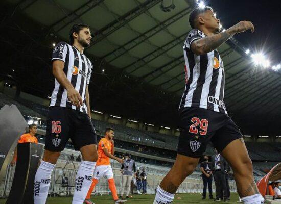 FUTEBOL: Libertadores: Atlético-MG e Boca Juniors lutam por vaga nas quartas