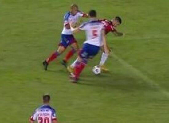 Goleada para o Flamengo derruba Bahia na tabela e joga pressão sobre Dado Cavalcanti