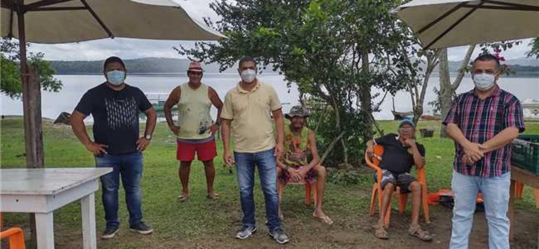 Ilhéus: Visita à Lagoa Encantada inicia ações para fortalecimento turístico