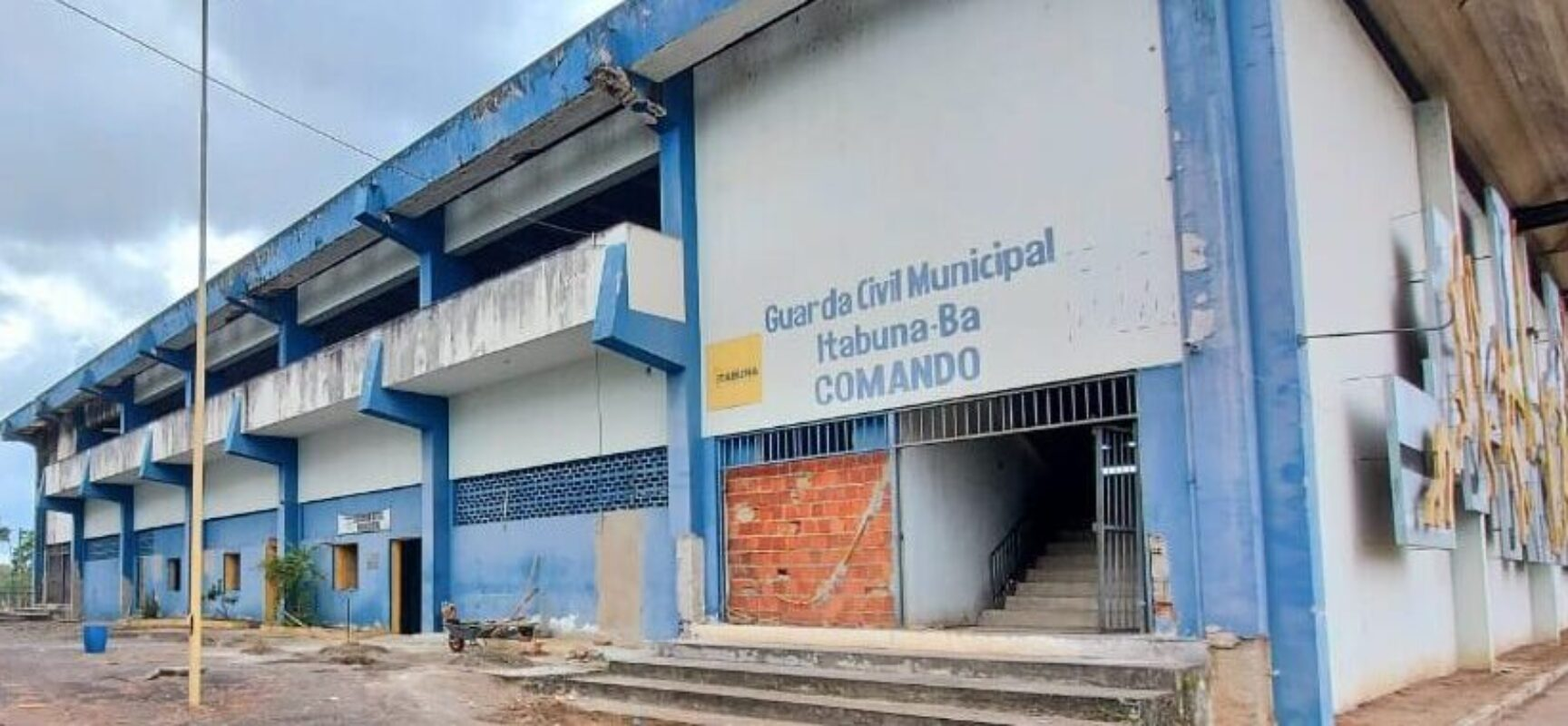 Itabuna terá moderno complexo poliesportivo com a reforma da Vila Olímpica