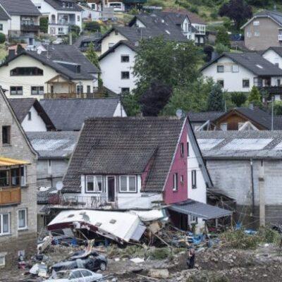 Número de mortos após chuvas na Europa já supera a marca de 150 vítimas