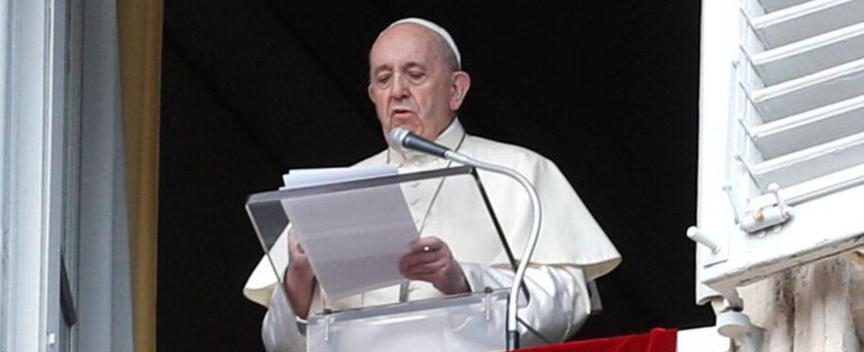 Papa Francisco clama por paz e diálogo em Cuba