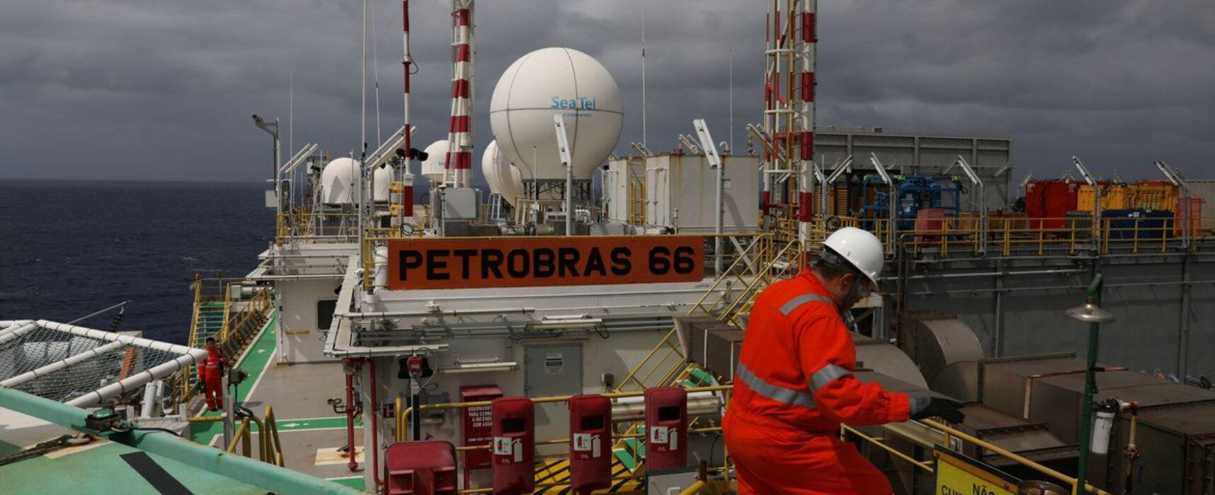 Petrobras anuncia crescimento da produção no terceiro trimestre