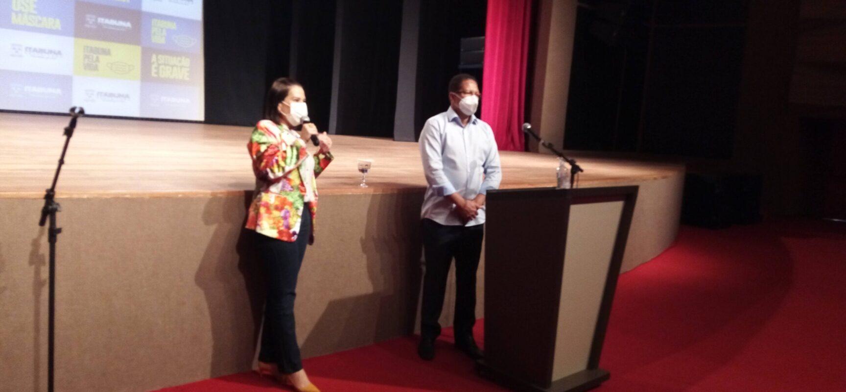 Prefeitura avalia durante reuniões setoriais o retorno das aulas presenciais em Itabuna
