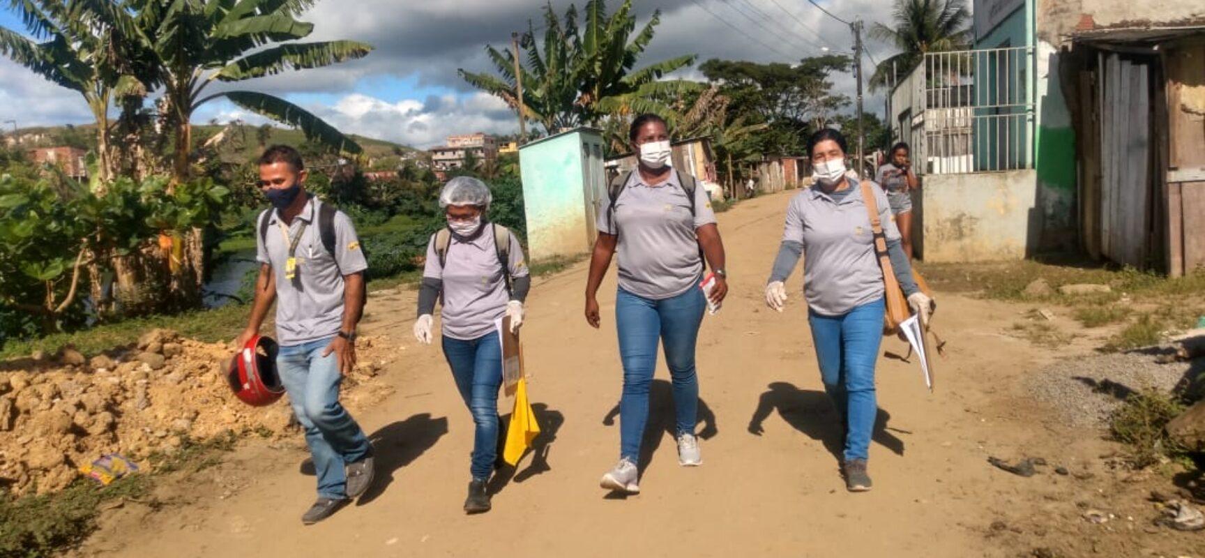 Prefeitura continua na guerra contra o Aedes aegypti em Itabuna