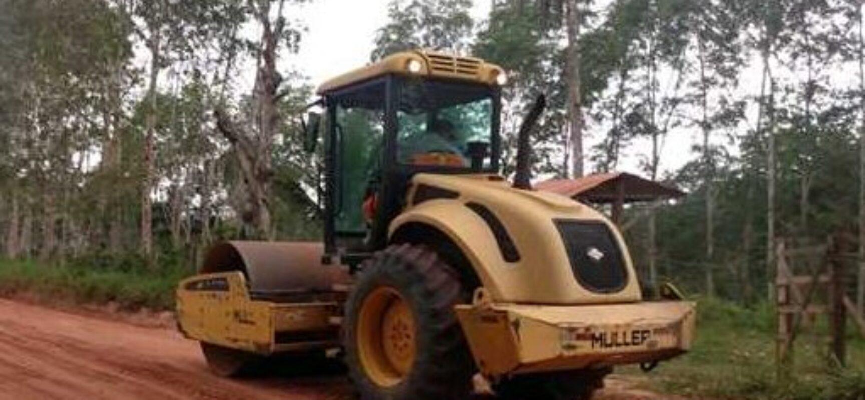 Prefeitura e Governo do Estado intensificam manutenção na malha viária de Ilhéus