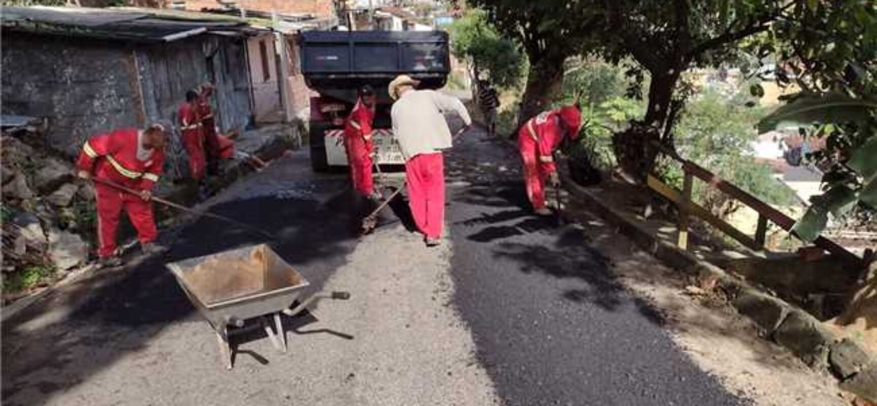 Prefeitura reforça operação tapa-buracos em Ilhéus; confira as localidades
