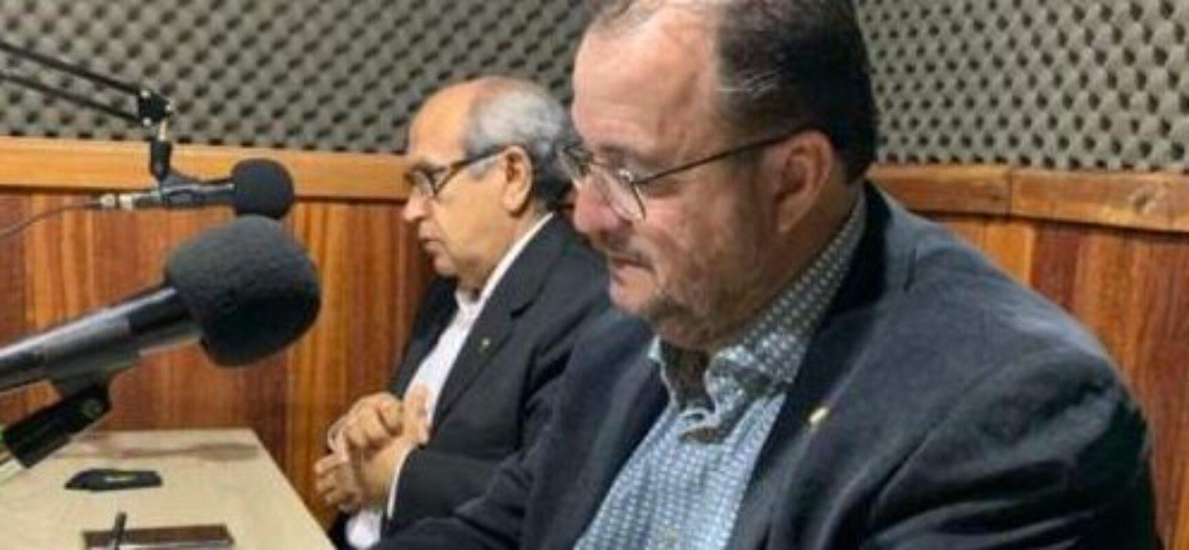 Presidente do PTB pretende indicar João Roma para Governo da Bahia em 2022