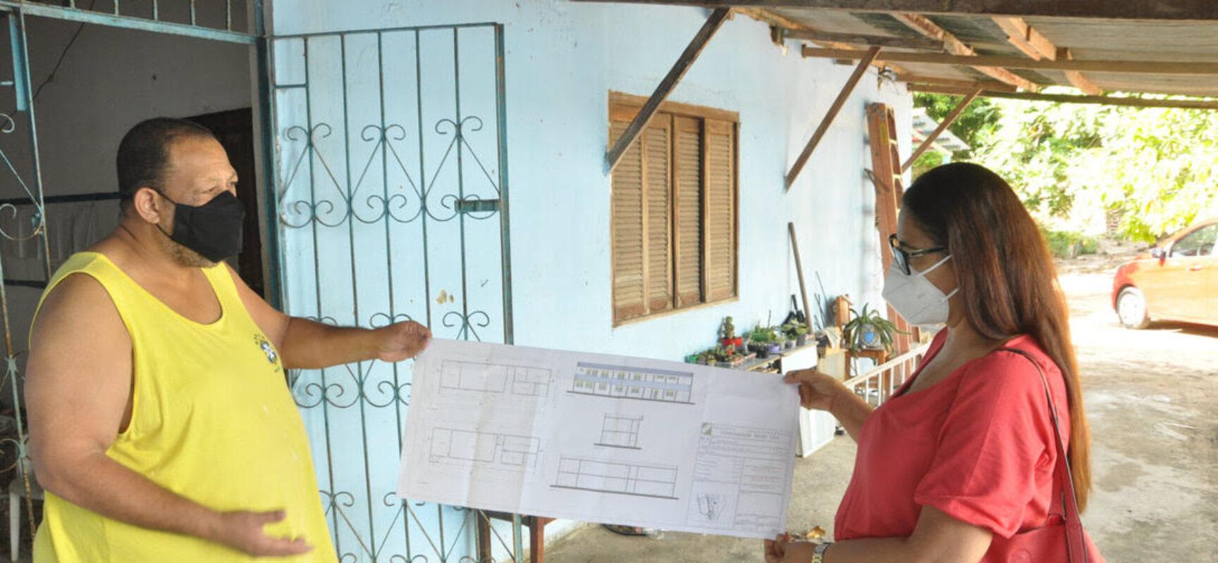  Projeto Novo Céu se prepara para novas obras no prédio da Escolinha Padre Giuseppe Bonomi, no Iguape