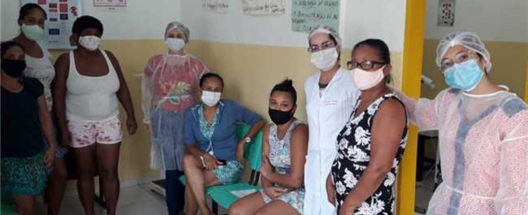 Saúde divulga balanço semanal da vacinação contra a Covid-19 na zona rural de Ilhéus