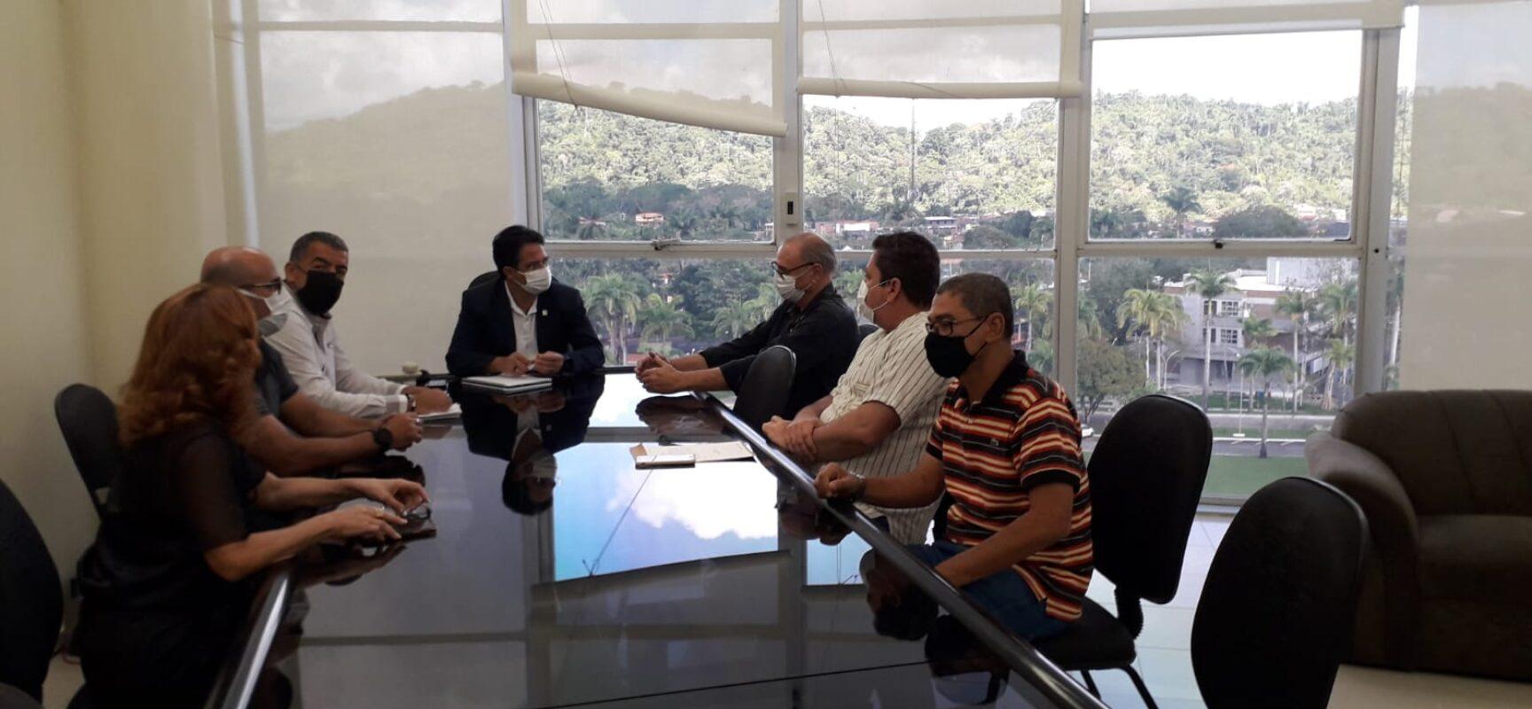Secretaria da Agricultura e Meio Ambiente quer ampliar cooperação técnica com a Uesc