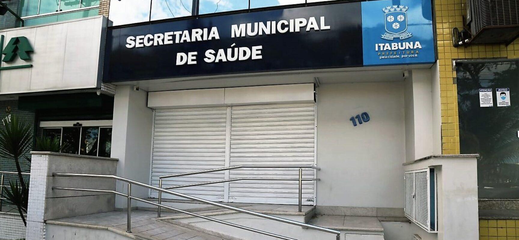 Secretaria Municipal de Saúde muda para o centro de Itabuna
