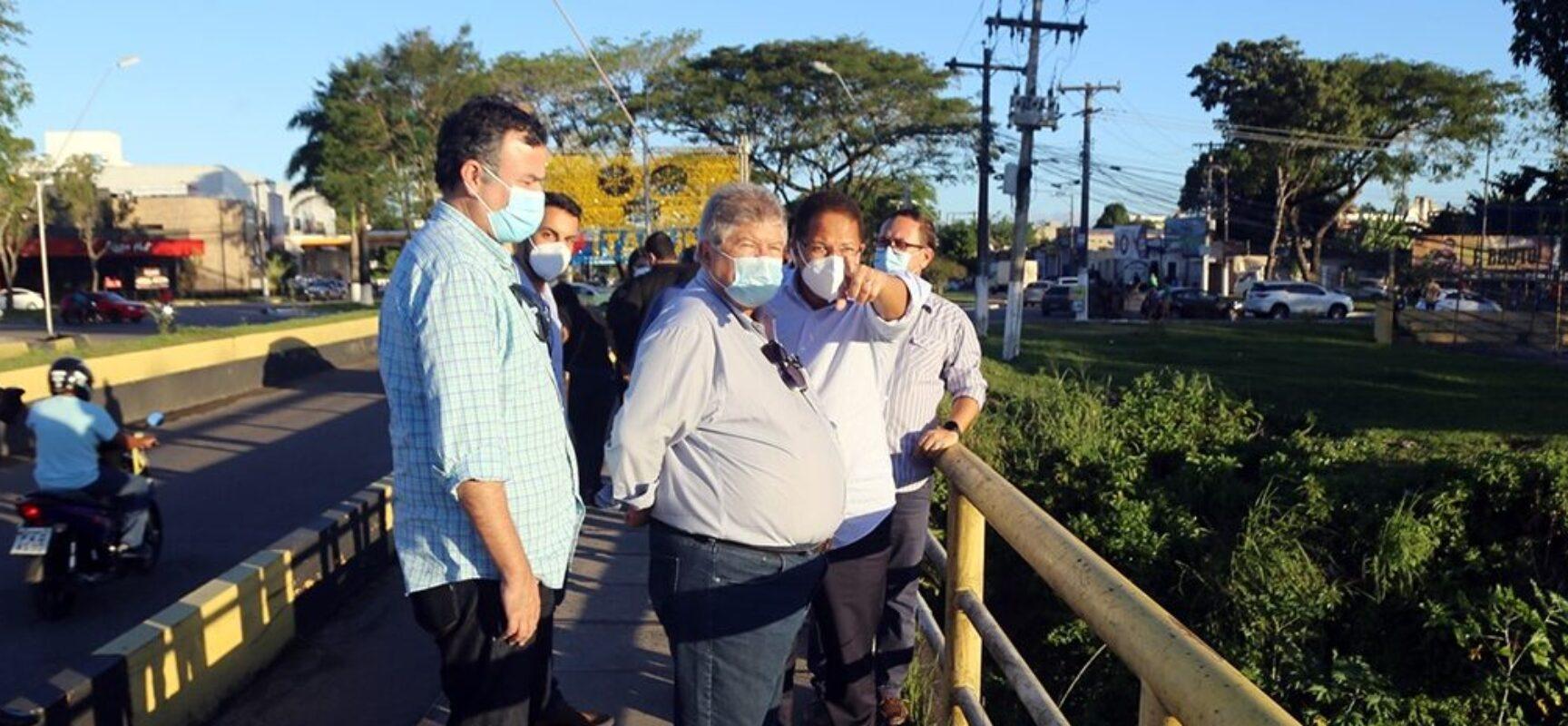 ITABUNA: Secretário Nacional de Saneamento garante recursos para revitalizar o Rio Cachoeira