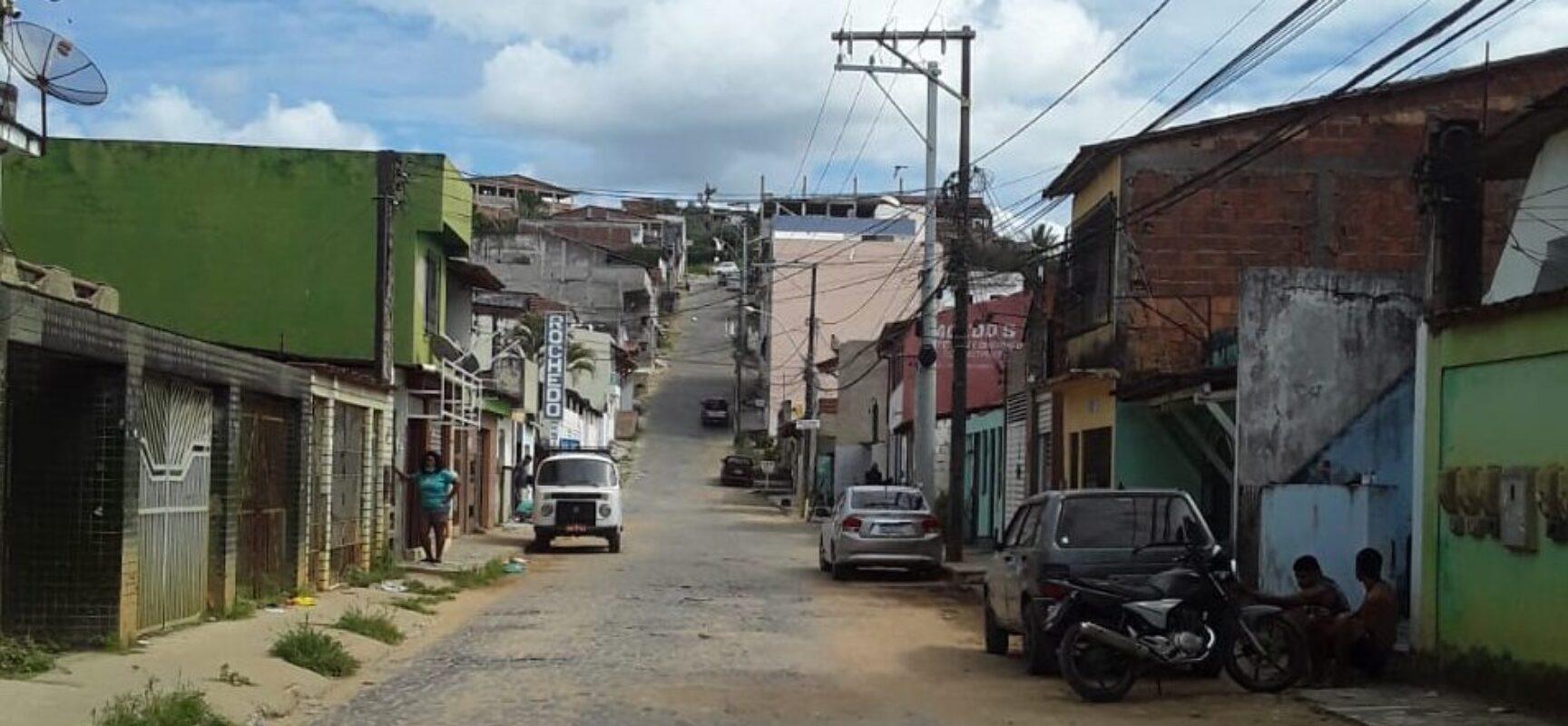 Vereador Luca Lima reivindica pavimentação asfáltica para vias do Nelson Costa