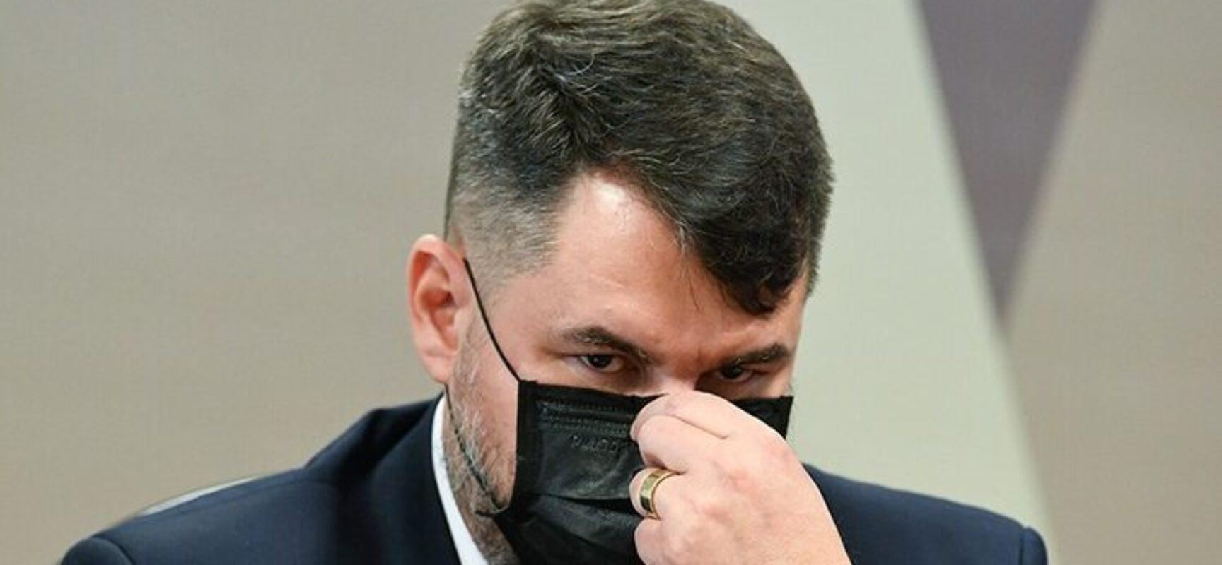 Após silêncio reiterado, advogado da Precisa passa a ser investigado pela CPI