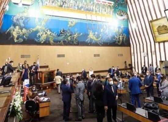 Assembleia Legislativa oficializa indicação de Pelegrino à vaga no TCM