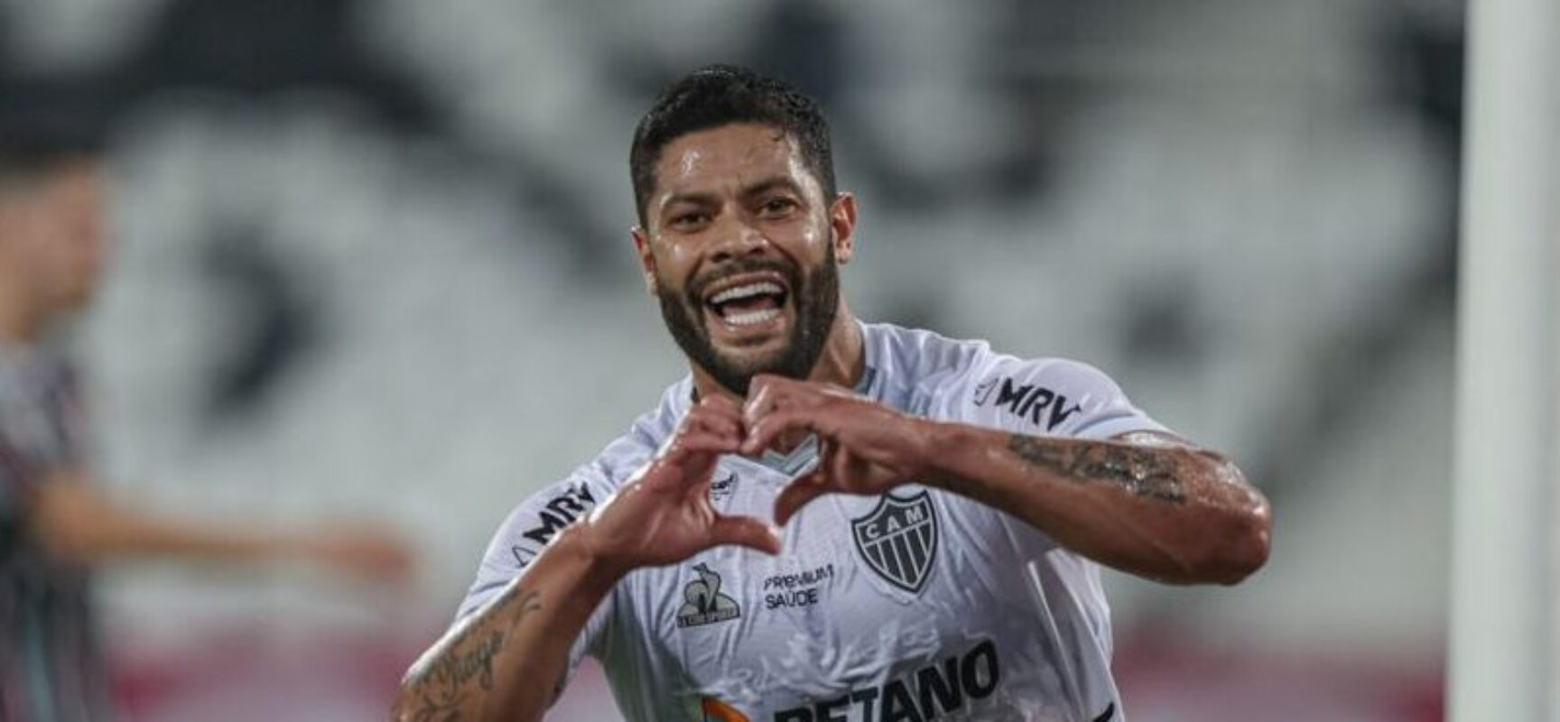 Atlético-MG sai na frente do Fluminense na Copa do Brasil