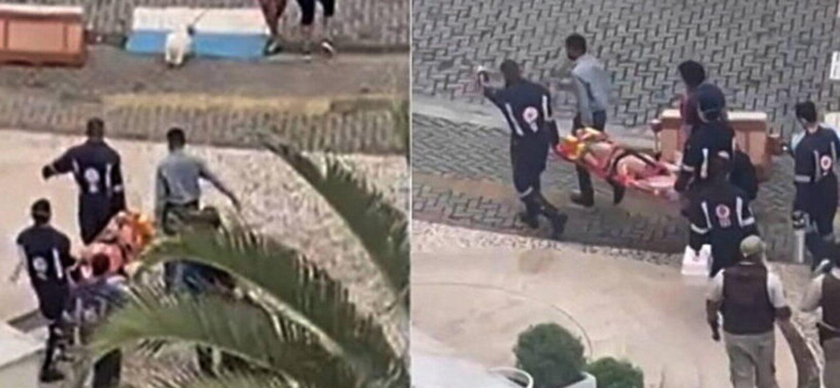 Babá pula do 3° andar de prédio em Salvador e acusa patroa de cárcere privado