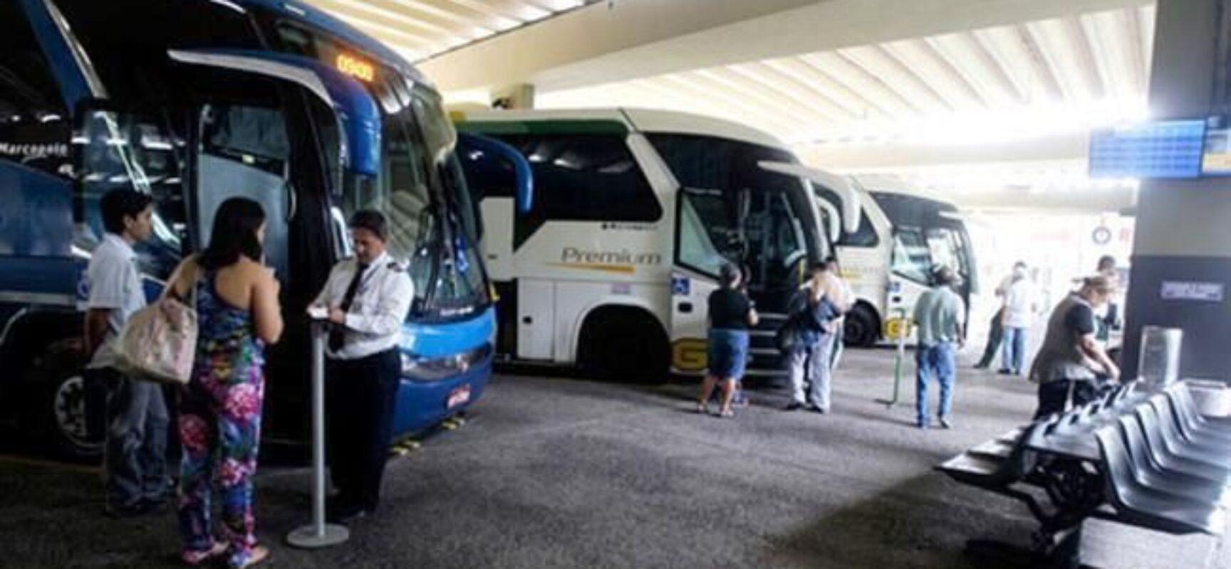 Bahia zera ICMS para empresas de transporte intermunicipal de passageiros