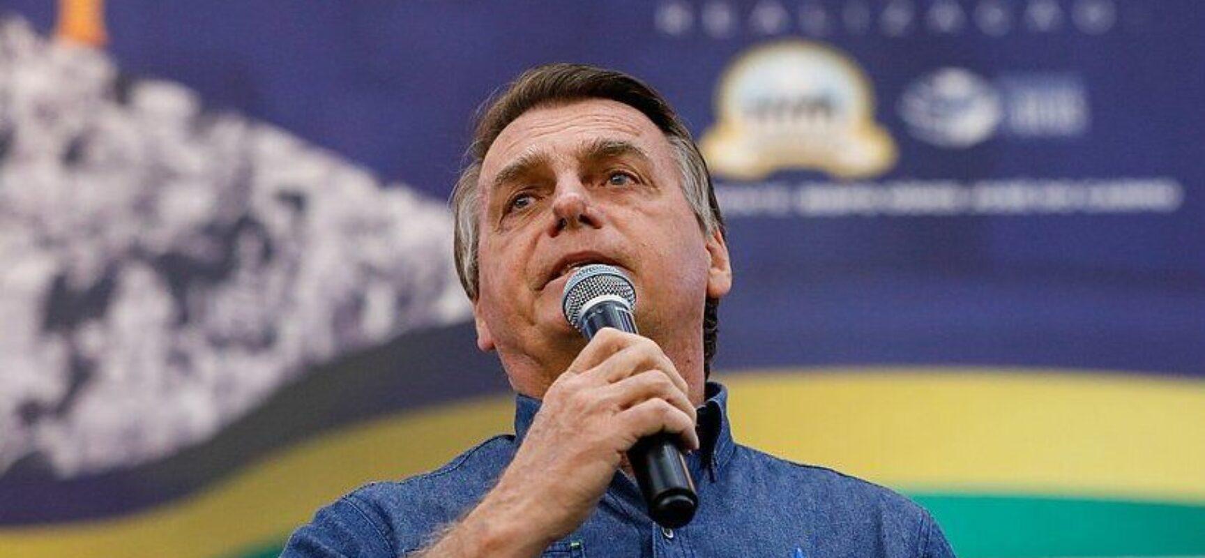 Bolsonaro reafirma presença em atos do 7 de Setembro