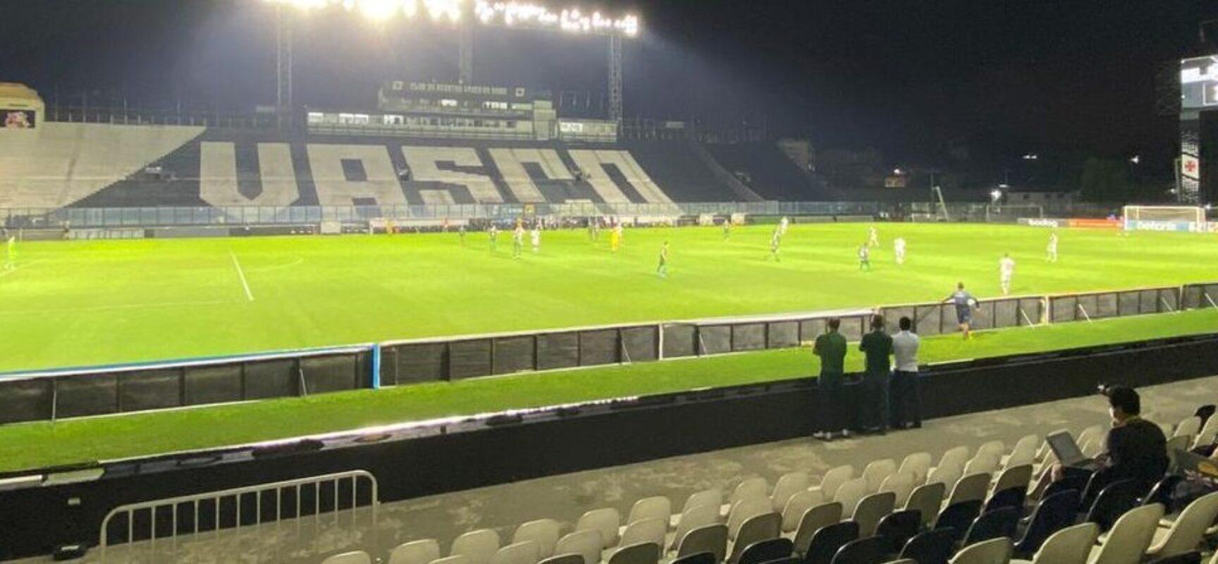 Brasileirão: Vasco e Londrina jogam em São Januário pela série B
