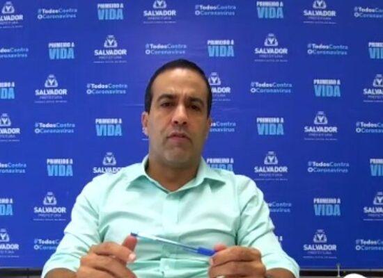 Bruno Reis atinge aprovação de 73,8%, diz pesquisa