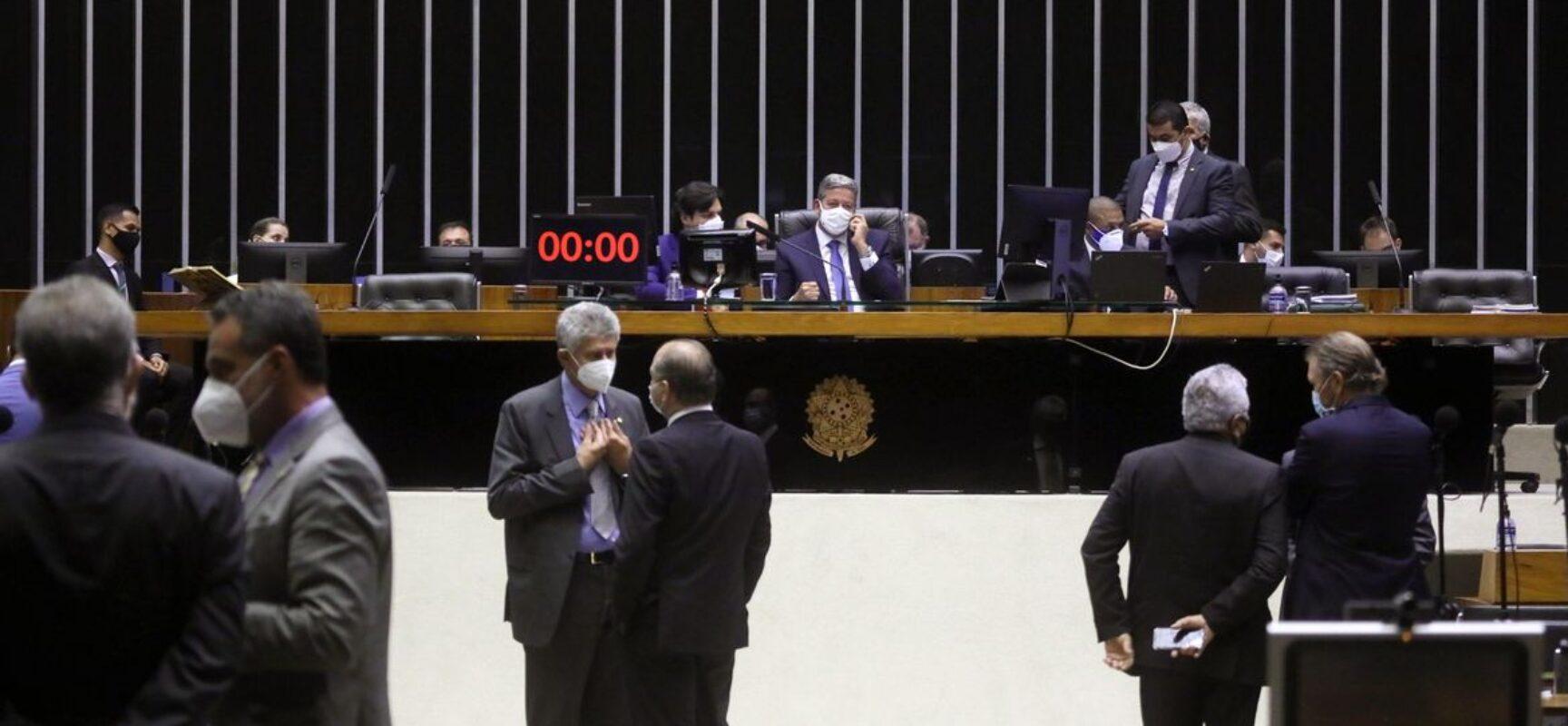 Câmara vota da PEC da reforma eleitoral em segundo turno