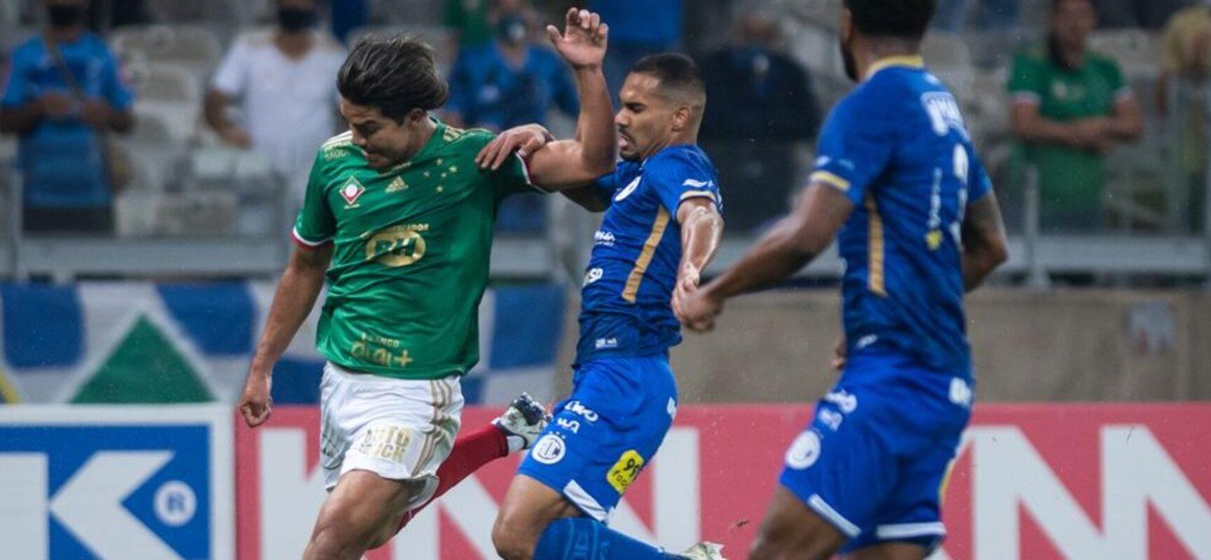 Cruzeiro bate Confiança e chega a sétimo jogo sem derrota na Série B