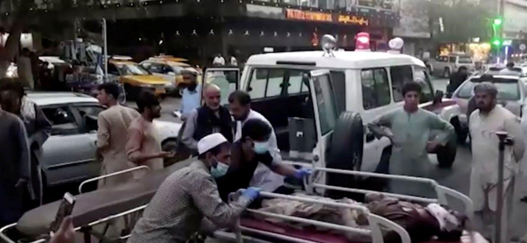 Estado Islâmico reivindica autoria de ataque no aeroporto de Cabul
