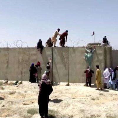 EUA dizem que 17 mil deixaram Cabul na última semana