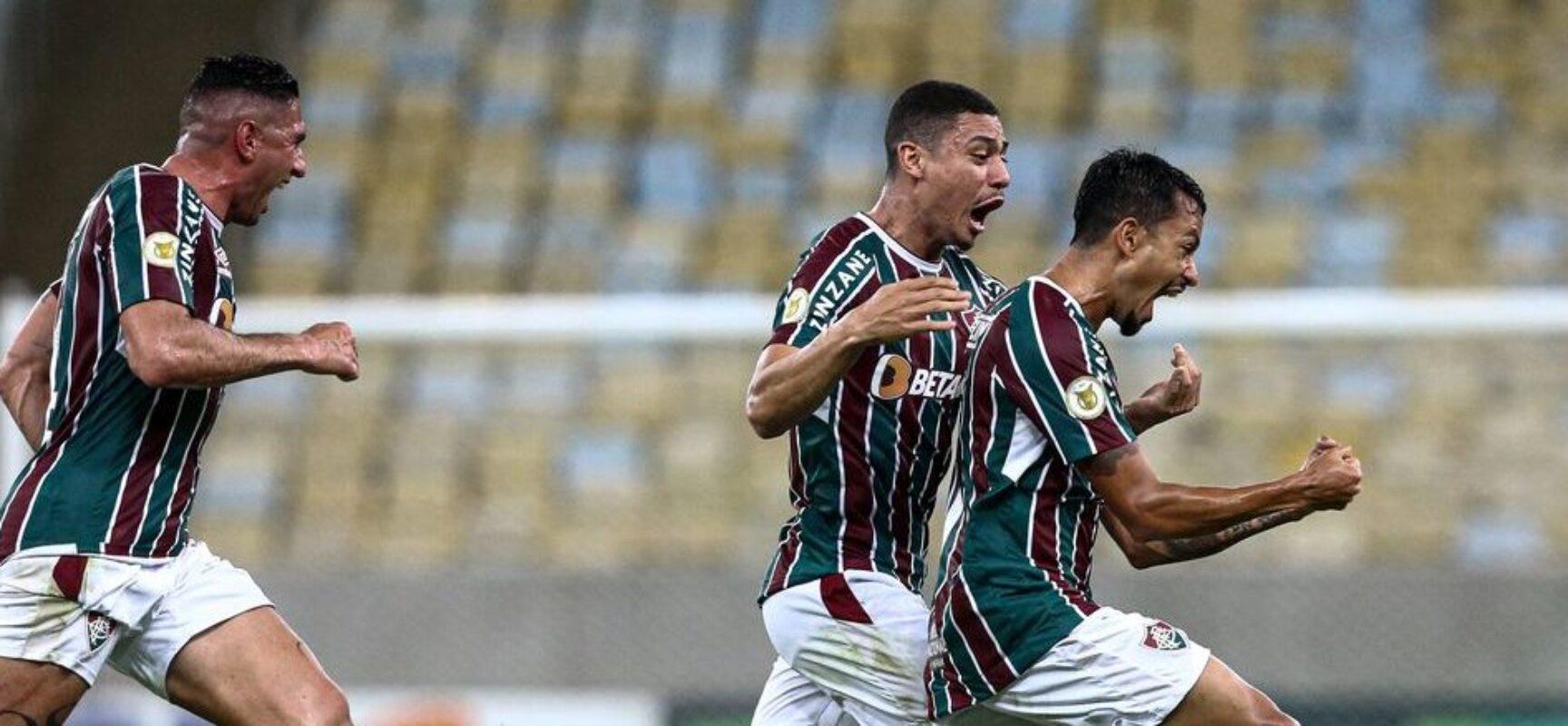 Fluminense derrota Bahia e se afasta do Z4 do Brasileiro