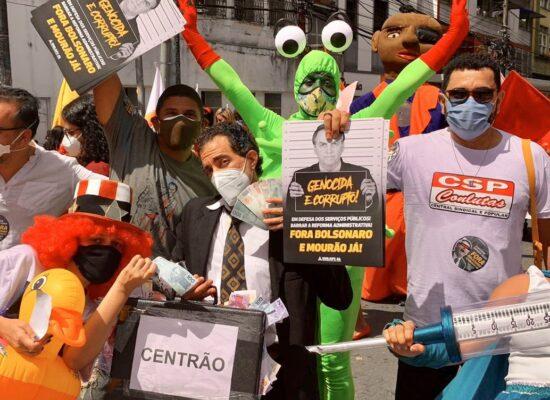 Funcionários dos Correios, bancários e petroleiros se unem contra reforma administrativa