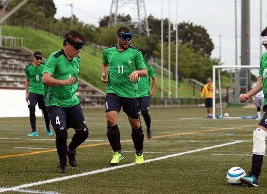 Futebol de 5 em busca do penta – e do cartel limpo – no Japão