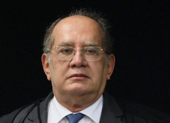 Gilmar Mendes diz que voto impresso é 'conversa fiada'