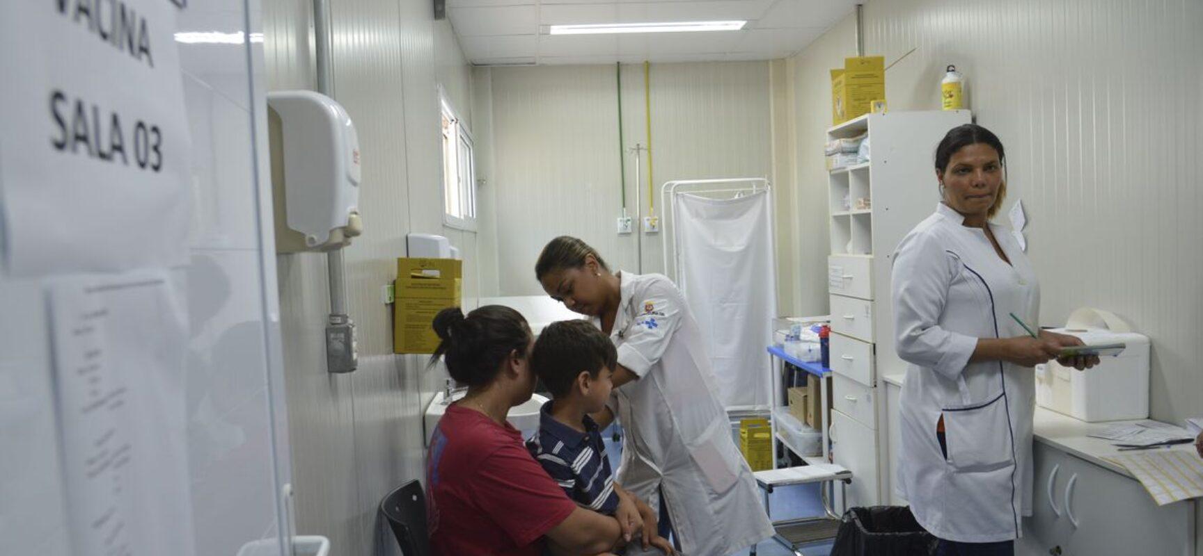 Governo anuncia ampliação do Programa Saúde na Hora