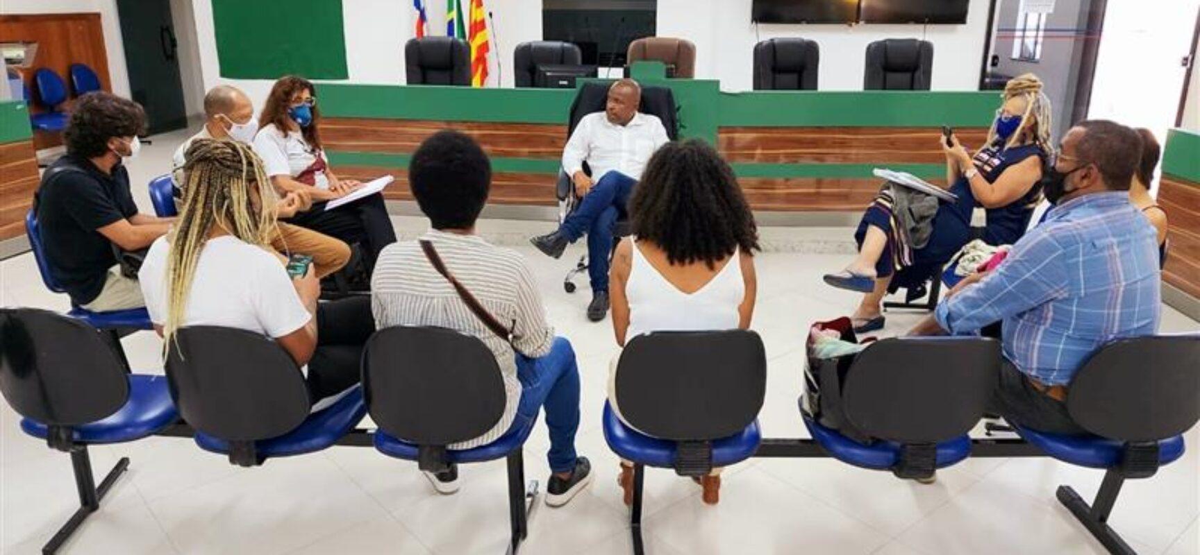 Grupos de Trabalho se reúnem pela primeira vez e organizam ações para beneficiar Cultura e Turismo