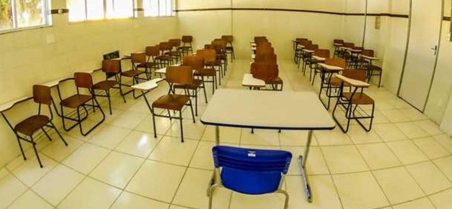 Ilhéus adia início do ensino híbrido na rede municipal de ensino