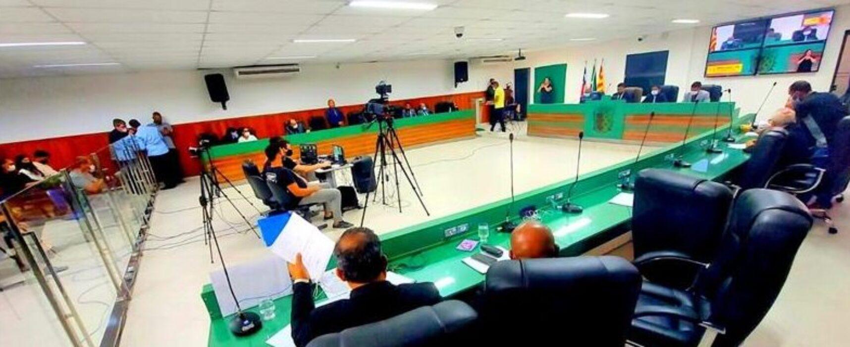 CÂMARA DE ILHÉUS: PAUTA DA 63ª SESSÃO ORDINÁRIA, TERÇA-FEIRA – 26/10/2021