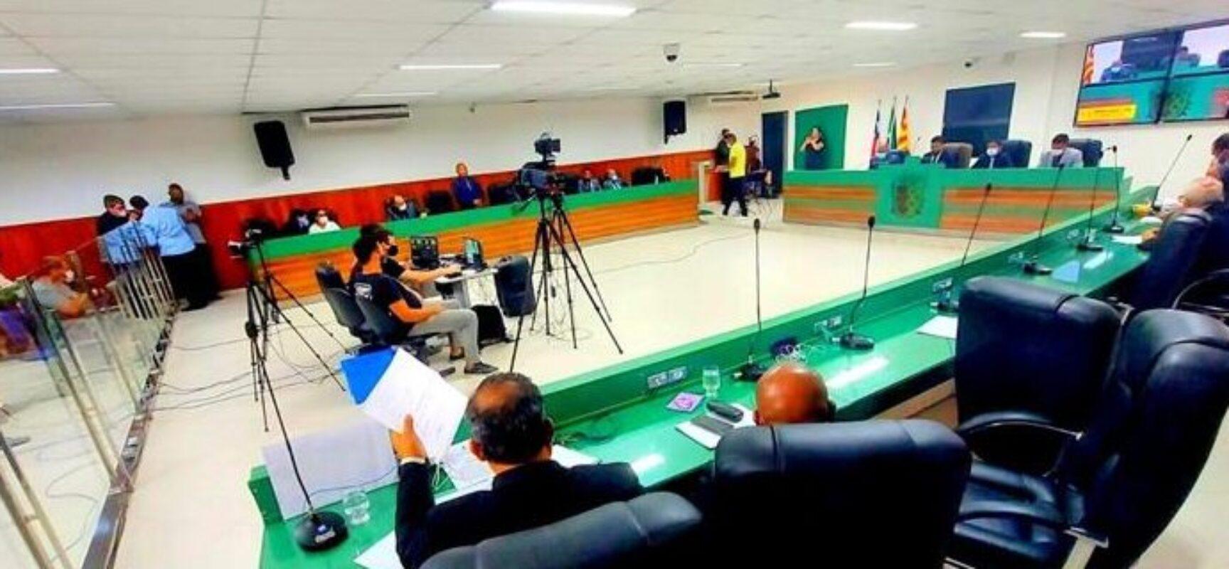 CÂMARA DE ILHÉUS: PAUTA DA 56ª SESSÃO ORDINÁRIA, TERÇA-FEIRA – 28/09/2021