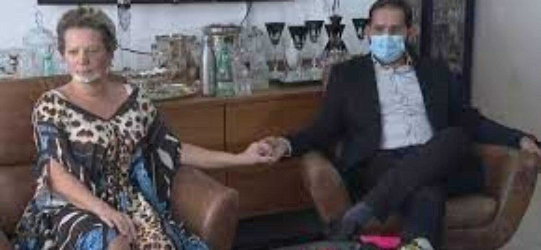 Laudo não aponta lesões nas mãos do marido de Joice Hasselmann